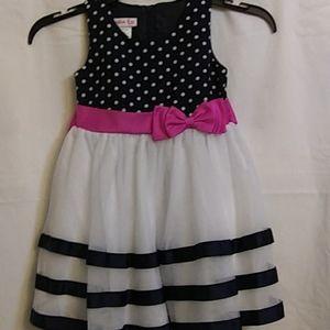 Jessica Ann Girls Toddler Dress